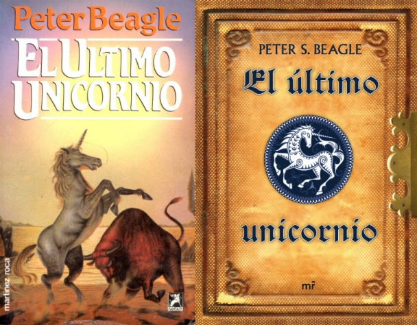 El último unicornio de Peter S. Beagle (The last unicorn)