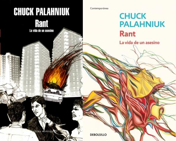 Rant: La vida de un asesino de Chuck Palahniuk