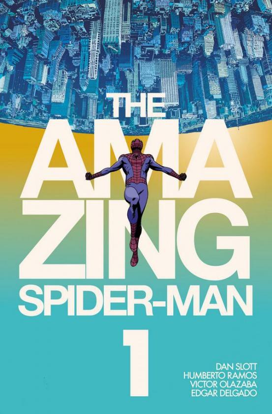 Amazing Spiderman # 1