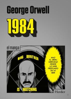 1984 el manga portada