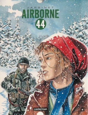 Airbone 44 portada