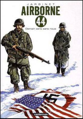 Airborne 44 portada 3