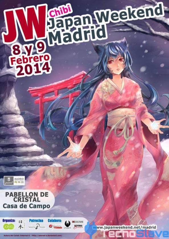 Cartel Chibi Japan Weekend 2014