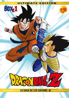 Dragon Ball Z Box 1