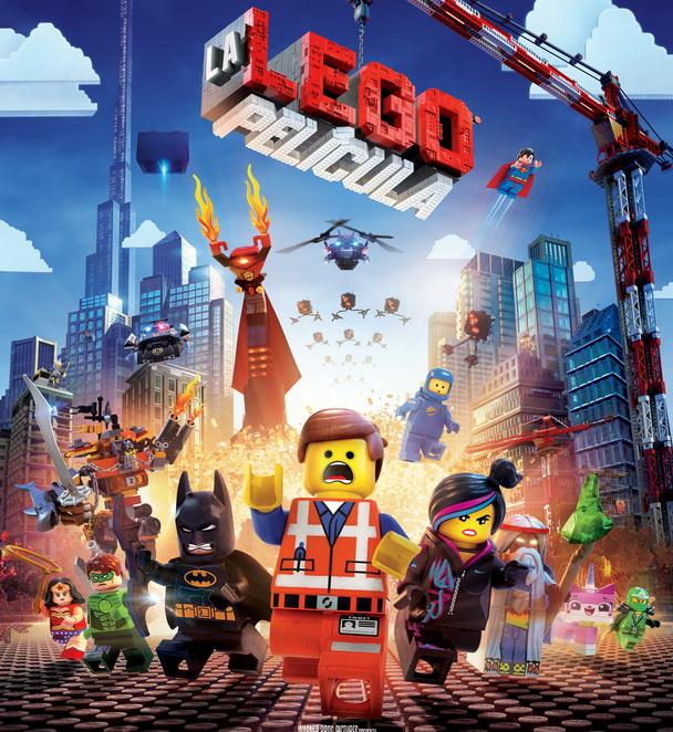 Lego película-cartel