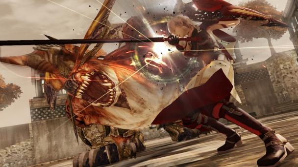 Lightning - FF XIII