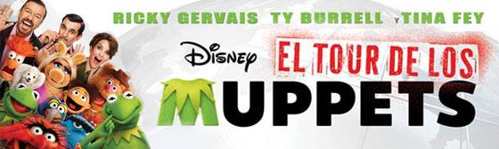 Logo El Tour de los Muppets