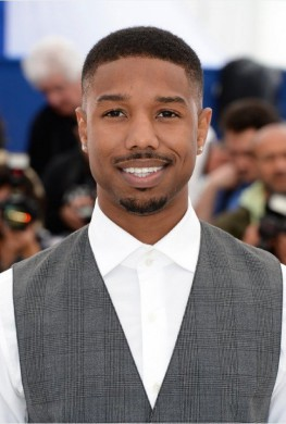 Michael B Jordan Johnny Storm