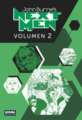 John Byrne's Next Men #2