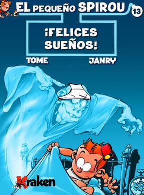 Pequenyo Spirou 13 portada