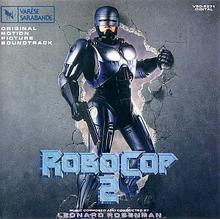 Portada Robocop 2