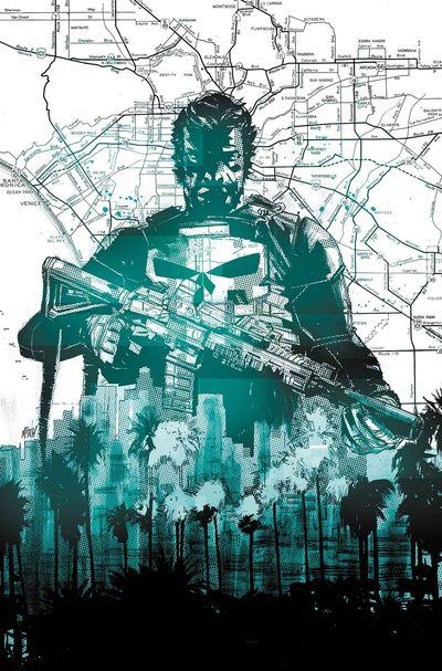 Portada de Punisher #1