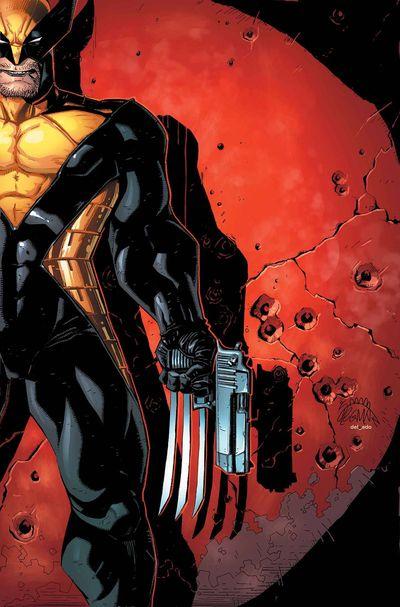 Portada de Wolverine #1