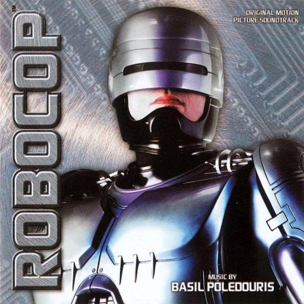 RoboCop portada