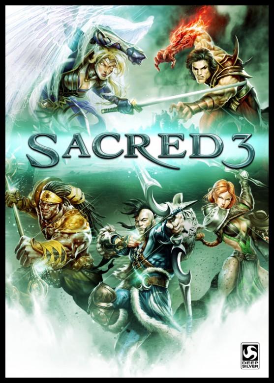 Sacred 3 - TEAM keyart