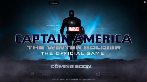Capitán América: El soldado de Invierno, el videojuego oficial