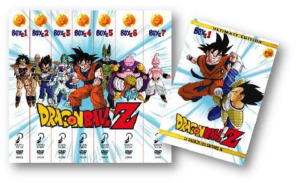 Dragon Ball Set Completo
