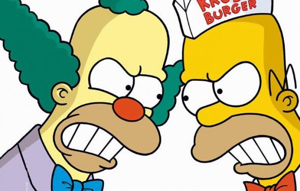 Simpson Ediciones B cover