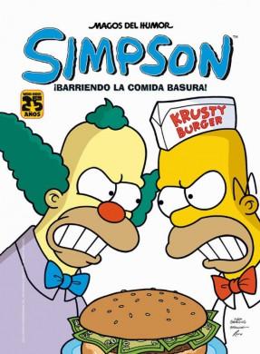 Simpson Ediciones B portada