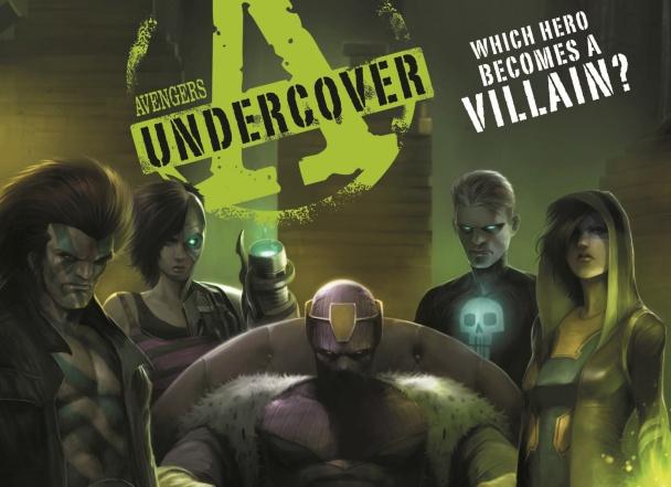 Portada Avengers Undercover #1