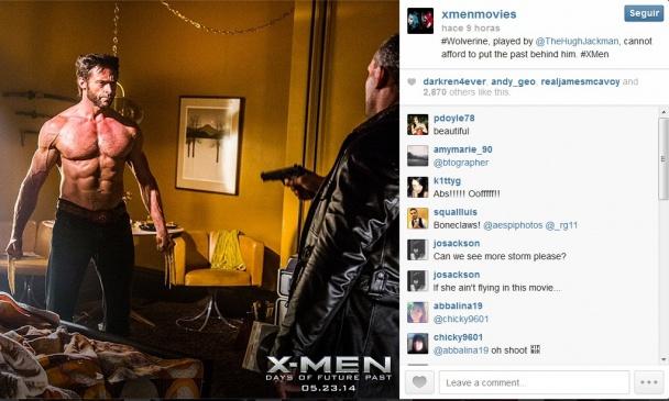 Imágen X-Men: Días del Futuro Pasado