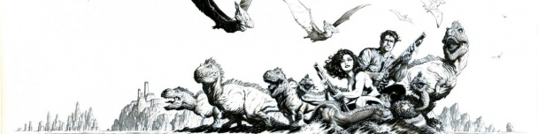 Xenozoic, de Mark Schultz