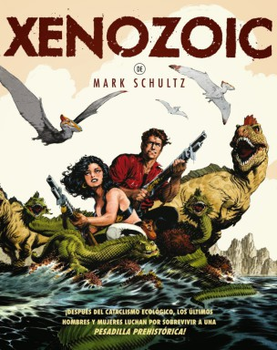 Xenozoic, de Mark Schultz