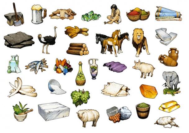 Ilustraciones que se han usado