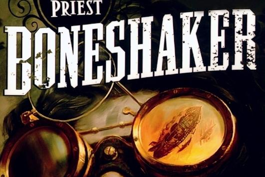 Boneshaker, primera novela de El siglo mecánico de Cherie Priest