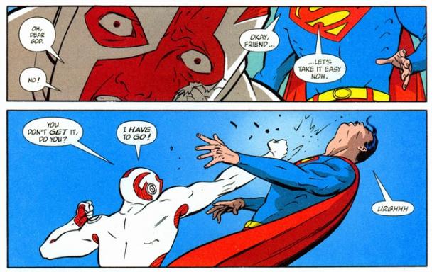 breach vs superman