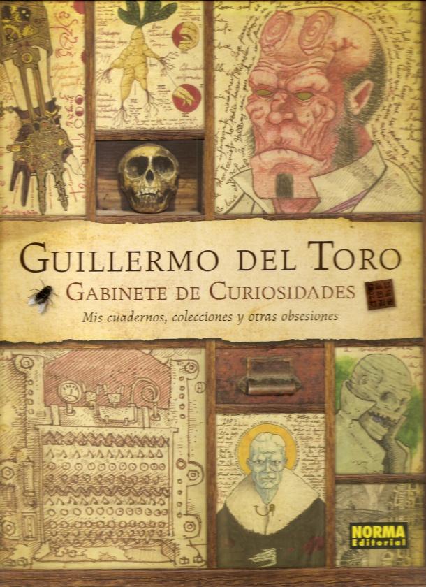 Guillermo del Toro: Gabinete de curiosidades