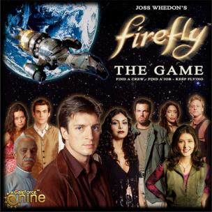 firefly juego de mesa portada