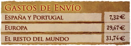 Envío barato a España, por una vez