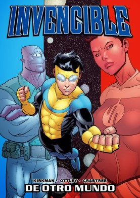Invencible Ultimate Collection #4