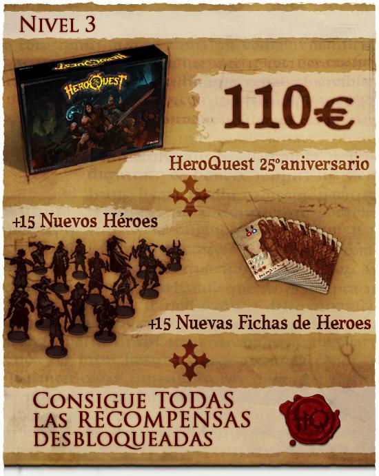 nivel 3 heroquest