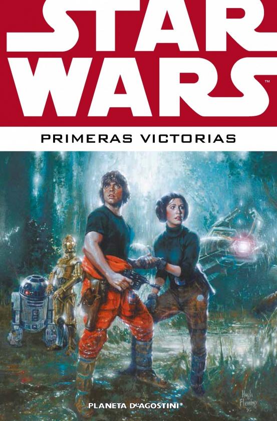 star wars omnibus primeras victorias planeta agostini comics