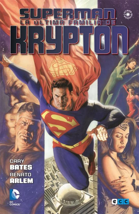 Superman: La última familia de Krypton
