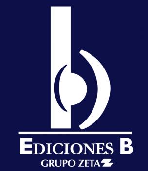 Logotipo de Ediciones B