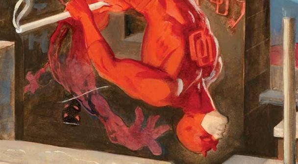 Daredevil 50 Aniversario