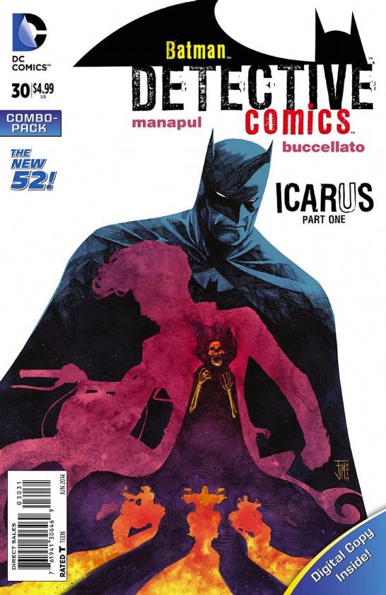 Detective Comics, por Francis Manapul