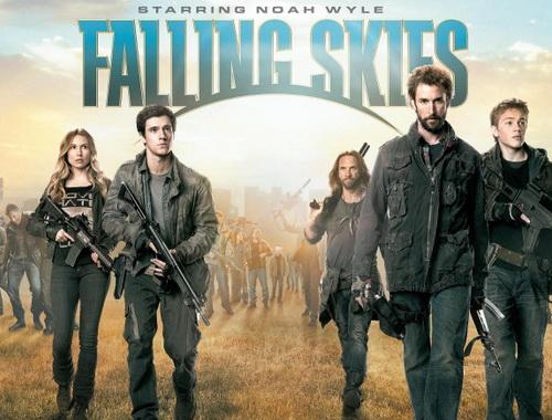 Tráiler de la cuarta temporada de Falling Skies