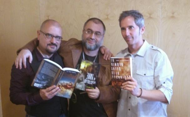 Fantascy autores españoles