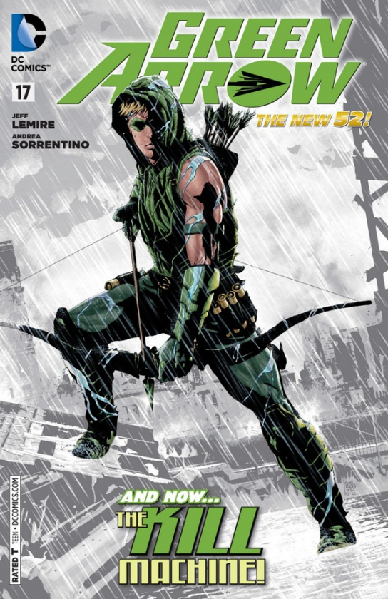 Green_Arrow_vol_4_The_Kill_Machine