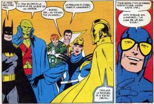 Legends DC Comics 003