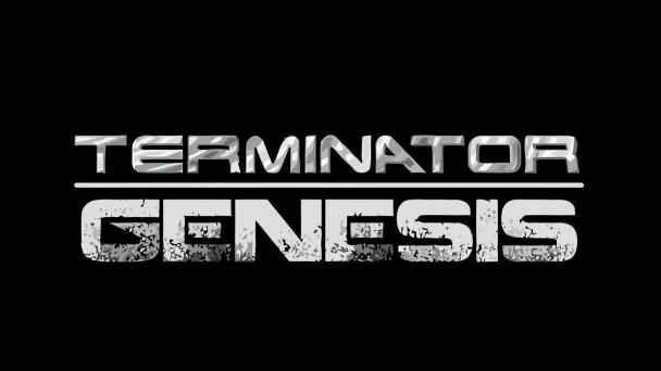 Logo Terminator Genesis
