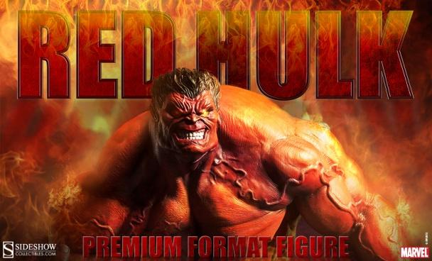 Red Hulk Sideshow