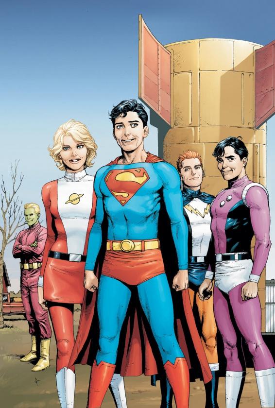 Superboy y la Legion