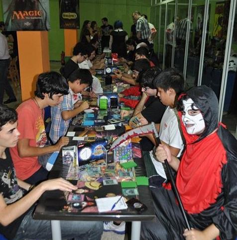 Torneo Halloween El Desván del Leprechaun