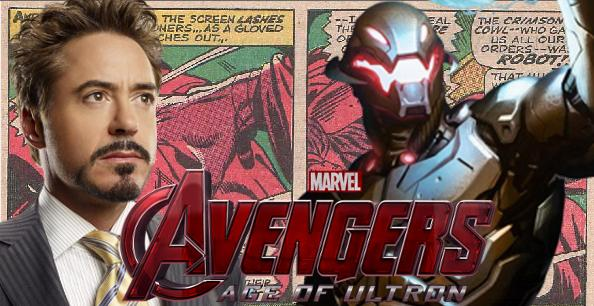 Iron Man vs. Ultrón