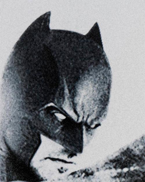 ¿El nuevo Batman?